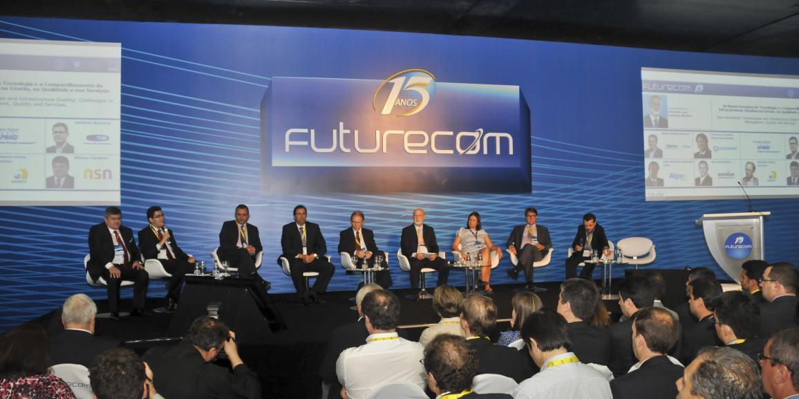 Digilab presente na Futurecom 2015