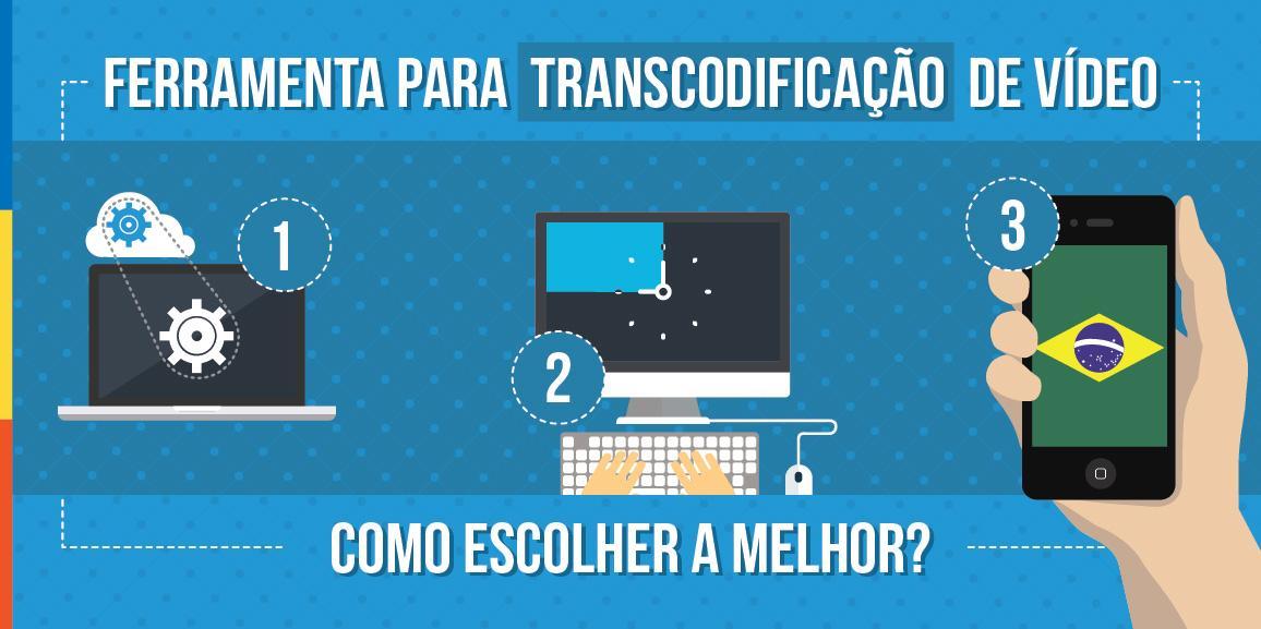 Ferramenta para transcodificação de vídeo: como escolher a melhor?